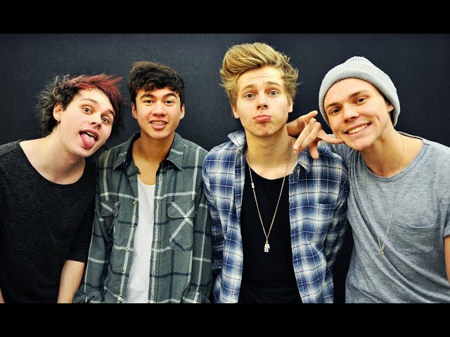 GIRLS TALK BOYS - 5 SECONDS OF SUMMER cover karaoke tanpa vokal ( instrumental )