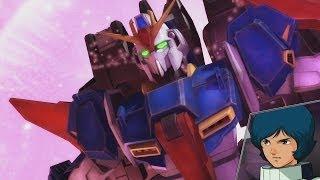 getlinkyoutube.com-Shin Gundam Musou - 真・ガンダム無双 [機動戦士ガンダムALL CUTSCENES | 全シーン