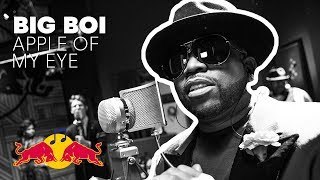 Big Boi - Apple of My Eye (Live In The Red Bull Studio)