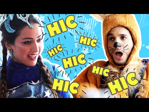 نطنط نهار وأرنوب الحبوب | حازوقة | Hiccups