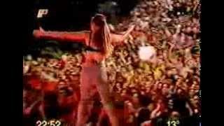 getlinkyoutube.com-Thalia - Piel Morena en Nico (1998 - Argentina)