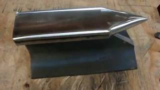 getlinkyoutube.com-Making an Anvil out of Railroad Track