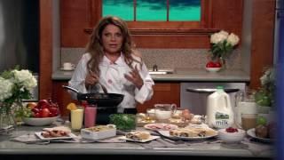 Chef Lala explica la importancia de ingerir lácteos en nuestras comidas