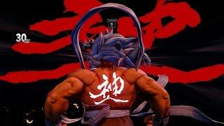 【SF5】Sako vs LP20000Karin 「Sako瞬獄殺」