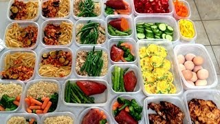 getlinkyoutube.com-MEAL PREP FOR FITNESS AND WEIGHT LOSS