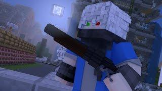 getlinkyoutube.com-Minecraft H1Z1CRAFT!? - Ataque no aeroporto {Sky1Ms}