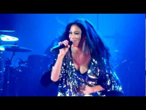 Nicole Scherzinger Pretty  London Hmv Hammersmith Apollo 19.2.2012 Live