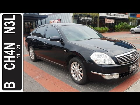 In Depth Tour Nissan Teana [J31] Facelift (2008) - Indonesia