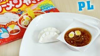 Zupa Ramen i pierogi z proszku - JAPANA zjadam #67