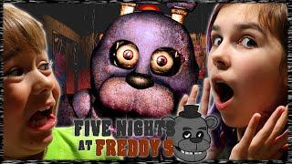 getlinkyoutube.com-FIVE NIGHTS AT FREDDY'S | FNAF Halloween Night Fan Request | RadioJH Family
