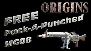 "getlinkyoutube.com-FREE Upgraded MG08 ""MAGNA COLLIDER"" - ORIGINS Zombies Call of Duty Black Ops 2"