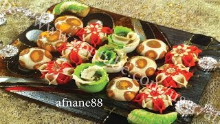 getlinkyoutube.com-حلويات اللوز المغربية بالتفصيل  gâteaux marocains à l'amande