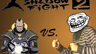 getlinkyoutube.com-Shadow Fight 2 - Бой с Титаном на Затмении! - ПОБЕДА)