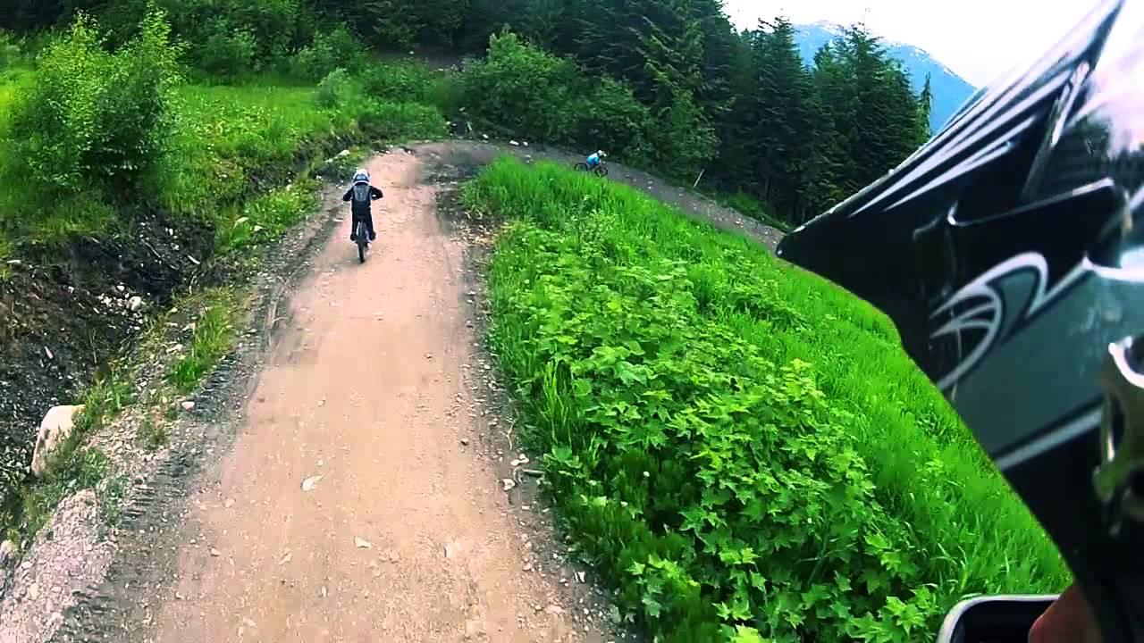 Grymma hojar för små cyklister -Kent Clarström