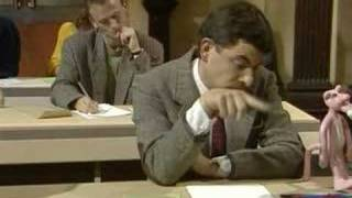 getlinkyoutube.com-Mr. Bean---The Exam