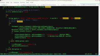 getlinkyoutube.com-injection flaws lab stage2 parametrized query