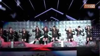getlinkyoutube.com-SNSD RDR MR Errors @ 11 Asia Song Festival Oct15.2011 GIRLS' GENERATION