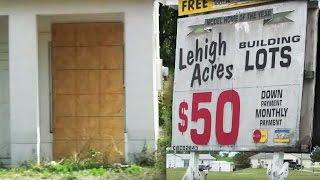 getlinkyoutube.com-Inside the USA's Foreclosure Bubble: Lehigh Acres, Florida
