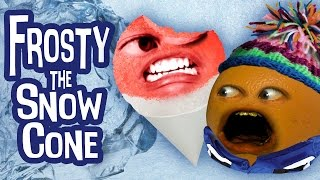 getlinkyoutube.com-Annoying Orange - Frosty the Snowcone