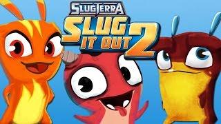 getlinkyoutube.com-Welcome to Slugterra / Bajoterra Slug it out 2 ! with GAME CAMERA