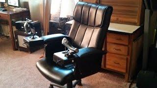 getlinkyoutube.com-DIY Flight Chair