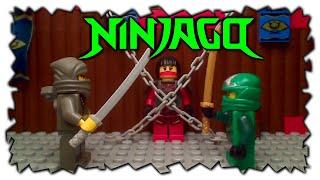 getlinkyoutube.com-LEGO Ninjago Episode 3 Green Ninja Lloyd Rescues Samurai X