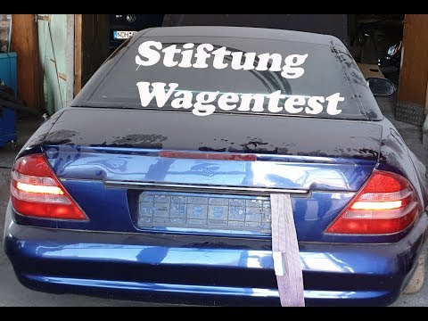 Stiftung Wagentest Motortest Daihatsu