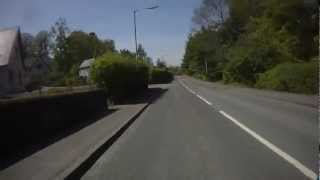 getlinkyoutube.com-Scotland, Aberfeldy to Killin (Falls of Dochart)  Via A827. HD
