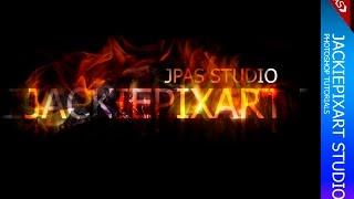 getlinkyoutube.com-Photoshop - มาตกแต่งตัวอักษรสวยๆ สำหรับสือสิ่งพิมพ์ต่างๆ ด้วยเทคนิคพิเศษกันเถอะ!!!! | JackiePixart