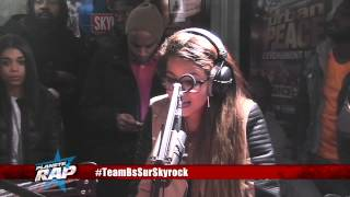Team Bs - Case départ en live dans Planète Rap