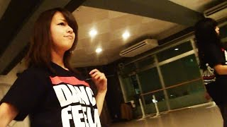 getlinkyoutube.com-かわいいダンスの振り付けが初心者でも簡単にできる動画 ダンサーYU-SUKE