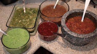 COMO HACER SALSAS DIFERENTES | CocinandoConJuanita