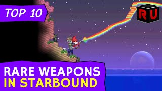 getlinkyoutube.com-All-Time Top 10 Rare Weapons in Starbound