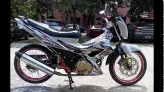 getlinkyoutube.com-My Koleksi Suzuki Belang R 150