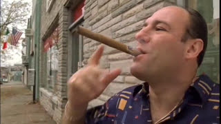 Mob life - Great scene from Τhe Sopranos width=