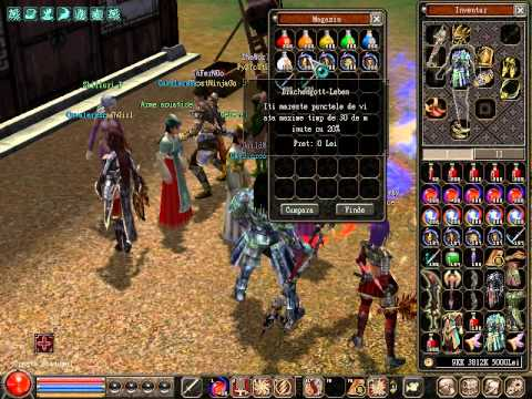 Metin2 Hammer GamePlay