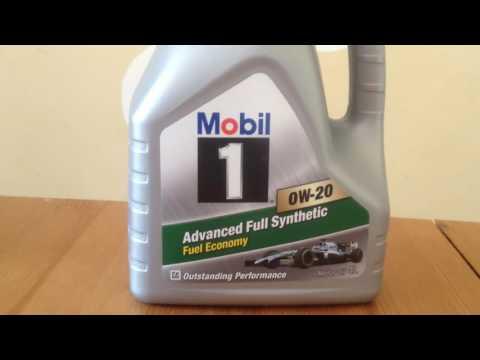 Oil change - замена масла Honda Fit 2003 1.3 Хонда фит джаз