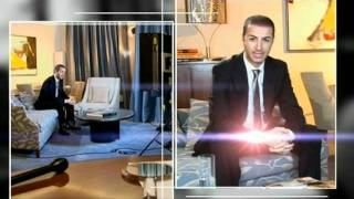getlinkyoutube.com-Bilal Al Arabi with Delphine Boel the illegitimate daughter of king albert of belguim