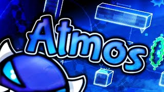 """Atmos (Medium Demon) by TheDevon & Almyros — """"Geometry Dash"""""""