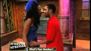 getlinkyoutube.com-What's Your Number? (The Jerry Springer Show)