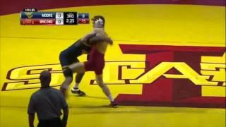 getlinkyoutube.com-Iowa State Wrestling Highlights 2015-16 Season