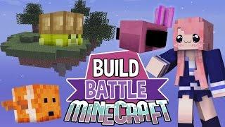 getlinkyoutube.com-Animals! ♥ω♥  | Build Battle | Minecraft Building Minigame