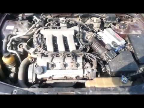 Где в Mazda Милления фильтр кондиционера