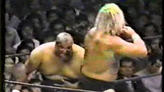getlinkyoutube.com-Abdullah The Butcher v Hulk Hogan!