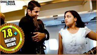 getlinkyoutube.com-Ishq Movie ||  Nitin & Nithya Menen Back To Back Love Scenes Part - 01 || Nitin, Nithya Menen