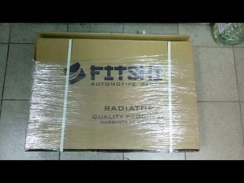Радиатор охлаждения на Элару A21 1301110