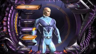 DC Universe Online Free-2-Play - Part 1 - Awesome Cinematic & Character Creation (PS3/PC) [HD]