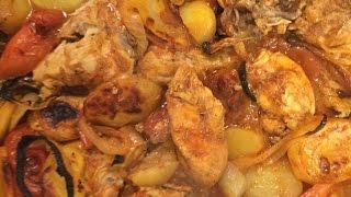 getlinkyoutube.com-مطبخ الأكلات العراقيه - تبسي دجاج