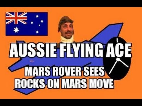 PROOF OF LIFE ON MARS?