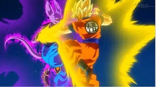 getlinkyoutube.com-SSJ God Goku VS Bills (Full Fight) - Legendado em Português (AMV) - (HD)
